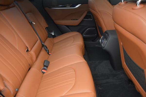 New 2017 Maserati Levante for sale Sold at Alfa Romeo of Greenwich in Greenwich CT 06830 25