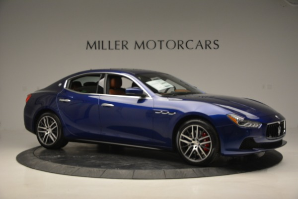 New 2017 Maserati Ghibli S Q4 for sale Sold at Alfa Romeo of Greenwich in Greenwich CT 06830 10