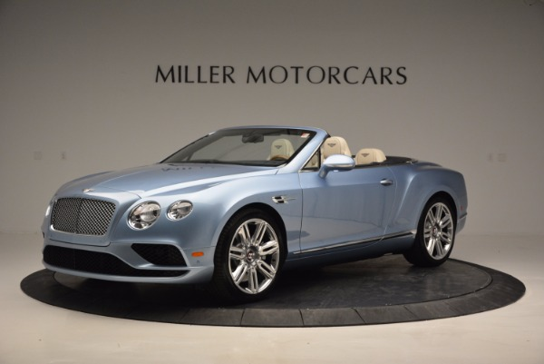 New 2017 Bentley Continental GT V8 for sale Sold at Alfa Romeo of Greenwich in Greenwich CT 06830 2