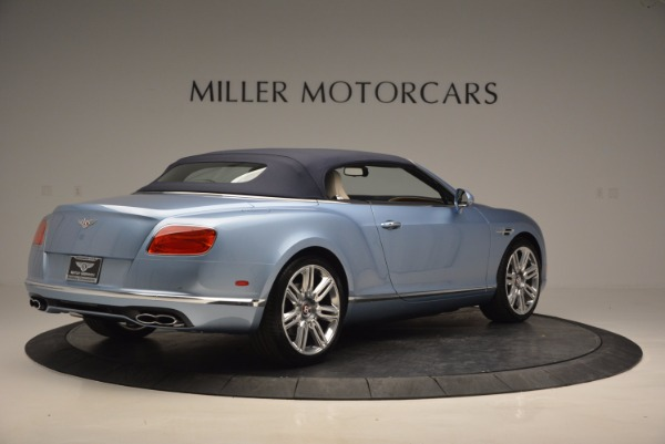 New 2017 Bentley Continental GT V8 for sale Sold at Alfa Romeo of Greenwich in Greenwich CT 06830 21