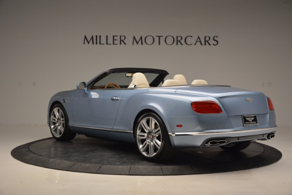 New 2017 Bentley Continental GT V8 for sale Sold at Alfa Romeo of Greenwich in Greenwich CT 06830 5