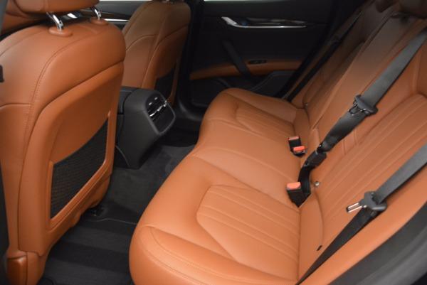New 2017 Maserati Ghibli S Q4 for sale Sold at Alfa Romeo of Greenwich in Greenwich CT 06830 18