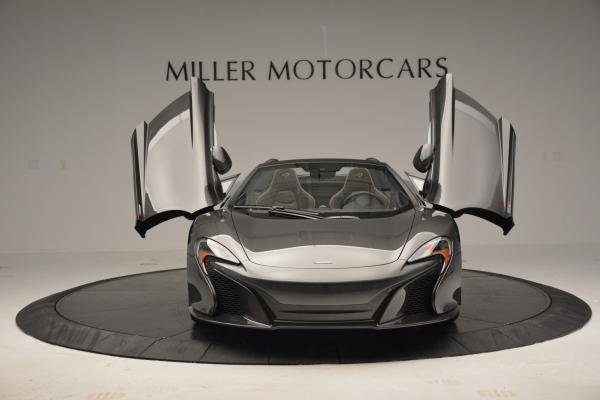 Used 2016 McLaren 650S SPIDER Convertible for sale Sold at Alfa Romeo of Greenwich in Greenwich CT 06830 13