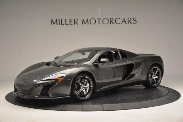 Used 2016 McLaren 650S SPIDER Convertible for sale Sold at Alfa Romeo of Greenwich in Greenwich CT 06830 14
