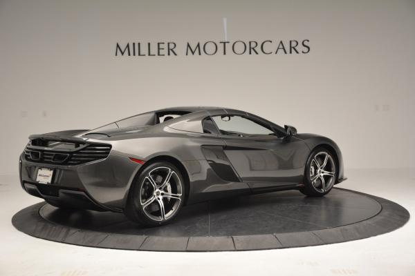 Used 2016 McLaren 650S SPIDER Convertible for sale Sold at Alfa Romeo of Greenwich in Greenwich CT 06830 18