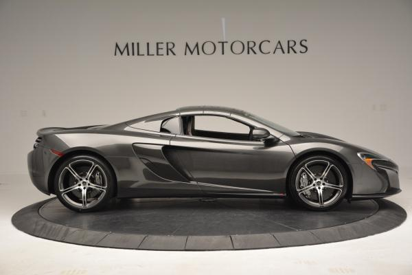 Used 2016 McLaren 650S SPIDER Convertible for sale Sold at Alfa Romeo of Greenwich in Greenwich CT 06830 19