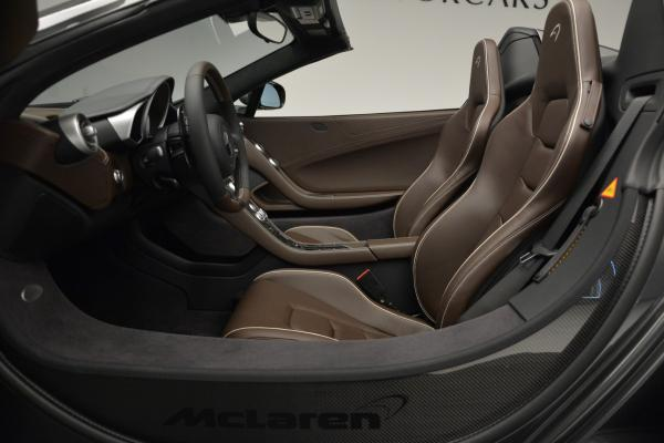 Used 2016 McLaren 650S SPIDER Convertible for sale Sold at Alfa Romeo of Greenwich in Greenwich CT 06830 22
