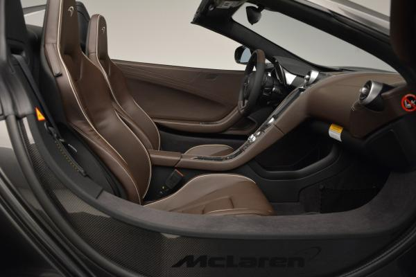 Used 2016 McLaren 650S SPIDER Convertible for sale Sold at Alfa Romeo of Greenwich in Greenwich CT 06830 26