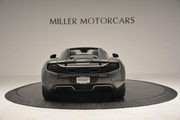 Used 2016 McLaren 650S SPIDER Convertible for sale Sold at Alfa Romeo of Greenwich in Greenwich CT 06830 6