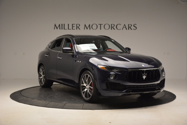 New 2017 Maserati Levante S Q4 for sale Sold at Alfa Romeo of Greenwich in Greenwich CT 06830 11