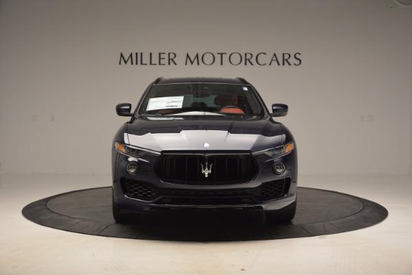 New 2017 Maserati Levante S Q4 for sale Sold at Alfa Romeo of Greenwich in Greenwich CT 06830 12
