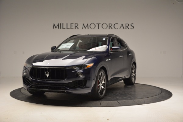 New 2017 Maserati Levante S Q4 for sale Sold at Alfa Romeo of Greenwich in Greenwich CT 06830 2
