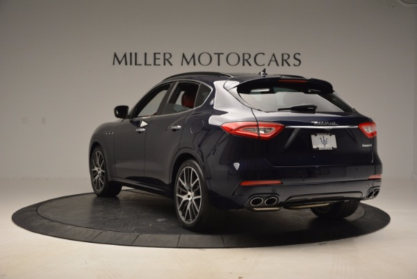 New 2017 Maserati Levante S Q4 for sale Sold at Alfa Romeo of Greenwich in Greenwich CT 06830 5