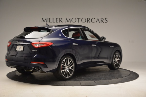 New 2017 Maserati Levante S Q4 for sale Sold at Alfa Romeo of Greenwich in Greenwich CT 06830 8