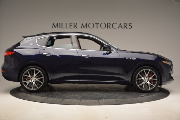 New 2017 Maserati Levante S Q4 for sale Sold at Alfa Romeo of Greenwich in Greenwich CT 06830 9