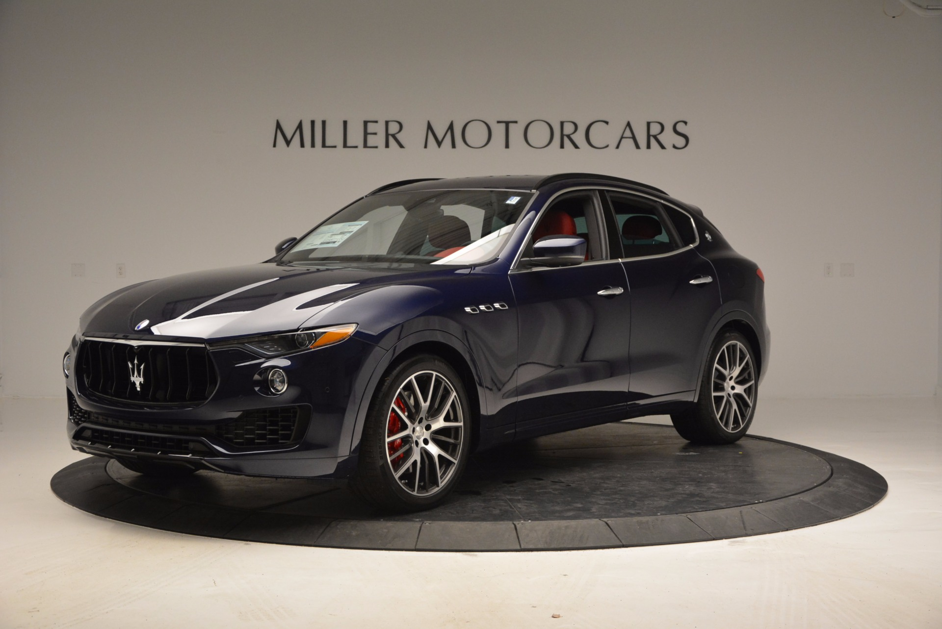 New 2017 Maserati Levante S Q4 for sale Sold at Alfa Romeo of Greenwich in Greenwich CT 06830 1