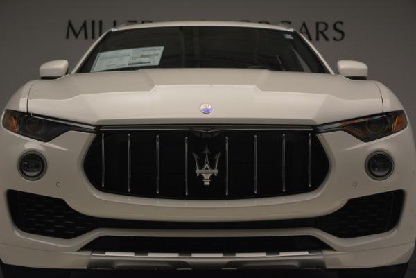 New 2017 Maserati Levante for sale Sold at Alfa Romeo of Greenwich in Greenwich CT 06830 13