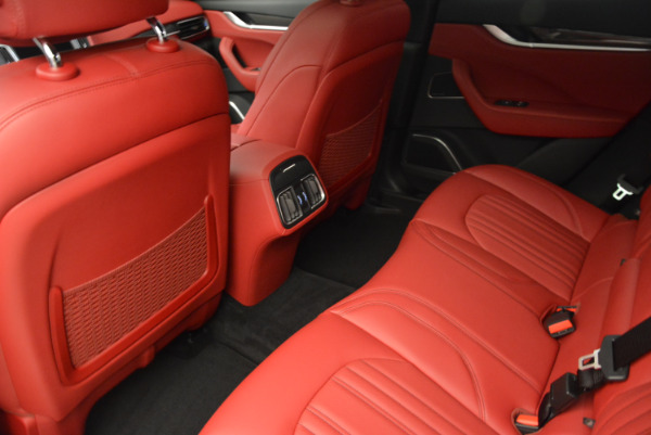 New 2017 Maserati Levante for sale Sold at Alfa Romeo of Greenwich in Greenwich CT 06830 17