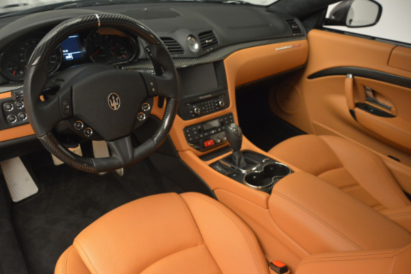 Used 2013 Maserati GranTurismo MC for sale Sold at Alfa Romeo of Greenwich in Greenwich CT 06830 15