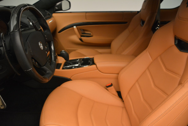 Used 2013 Maserati GranTurismo MC for sale Sold at Alfa Romeo of Greenwich in Greenwich CT 06830 16