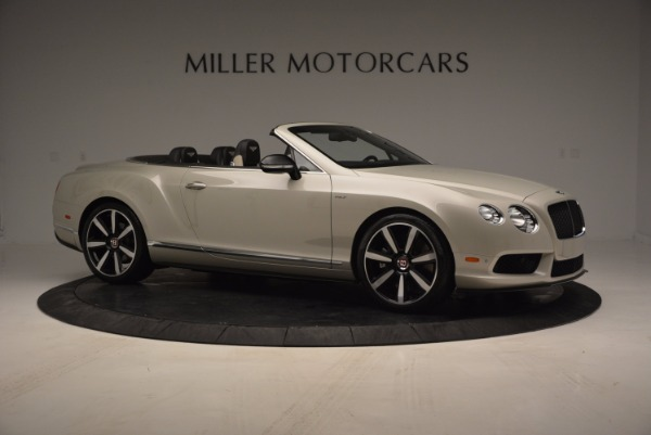 Used 2014 Bentley Continental GT V8 S for sale Sold at Alfa Romeo of Greenwich in Greenwich CT 06830 10