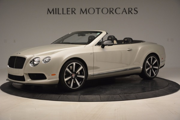 Used 2014 Bentley Continental GT V8 S for sale Sold at Alfa Romeo of Greenwich in Greenwich CT 06830 2