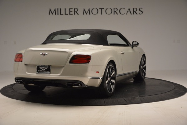 Used 2014 Bentley Continental GT V8 S for sale Sold at Alfa Romeo of Greenwich in Greenwich CT 06830 20