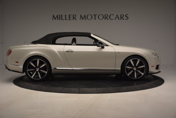 Used 2014 Bentley Continental GT V8 S for sale Sold at Alfa Romeo of Greenwich in Greenwich CT 06830 22