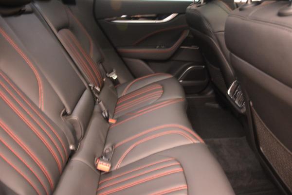 New 2017 Maserati Levante for sale Sold at Alfa Romeo of Greenwich in Greenwich CT 06830 28