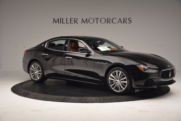 Used 2017 Maserati Ghibli S Q4 EX-Loaner for sale Sold at Alfa Romeo of Greenwich in Greenwich CT 06830 10