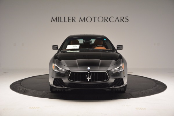 Used 2017 Maserati Ghibli S Q4 EX-Loaner for sale Sold at Alfa Romeo of Greenwich in Greenwich CT 06830 12