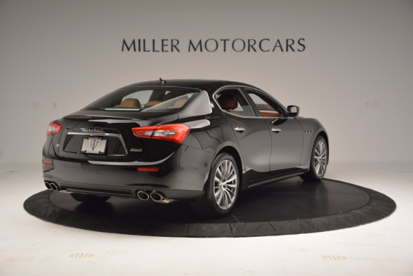 Used 2017 Maserati Ghibli S Q4 EX-Loaner for sale Sold at Alfa Romeo of Greenwich in Greenwich CT 06830 7