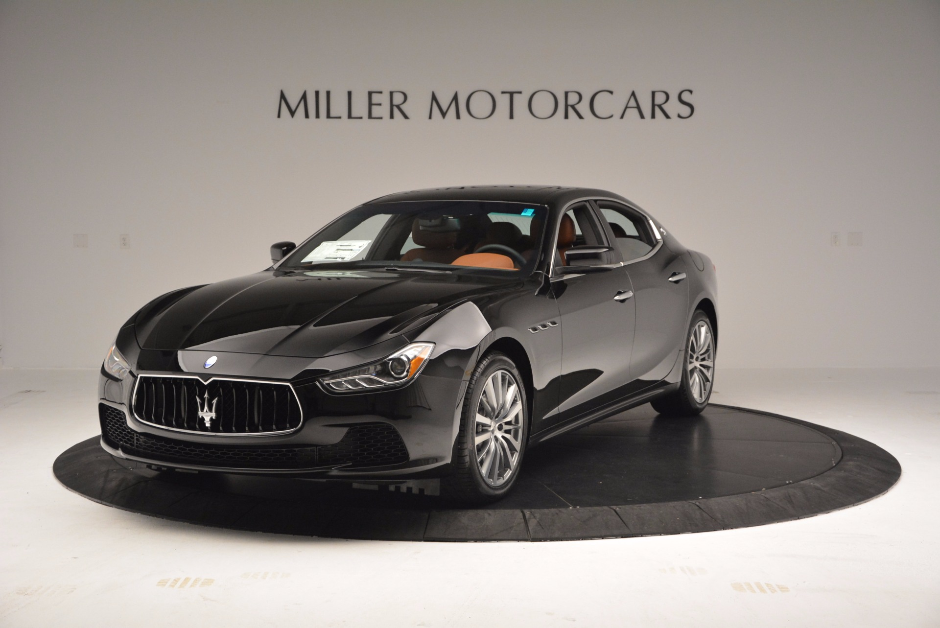 Used 2017 Maserati Ghibli S Q4 EX-Loaner for sale Sold at Alfa Romeo of Greenwich in Greenwich CT 06830 1