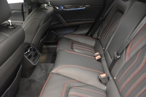 New 2017 Maserati Quattroporte S Q4 GranLusso for sale Sold at Alfa Romeo of Greenwich in Greenwich CT 06830 17