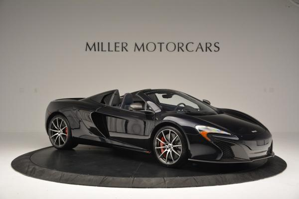 New 2016 McLaren 650S Spider for sale Sold at Alfa Romeo of Greenwich in Greenwich CT 06830 10