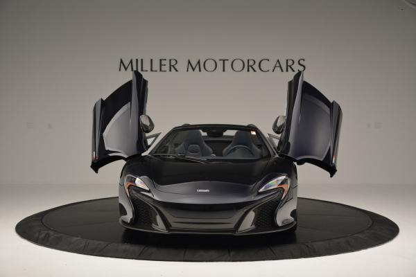 New 2016 McLaren 650S Spider for sale Sold at Alfa Romeo of Greenwich in Greenwich CT 06830 13
