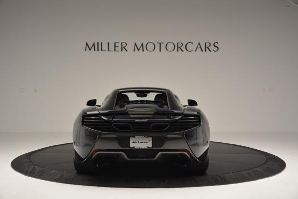 New 2016 McLaren 650S Spider for sale Sold at Alfa Romeo of Greenwich in Greenwich CT 06830 18