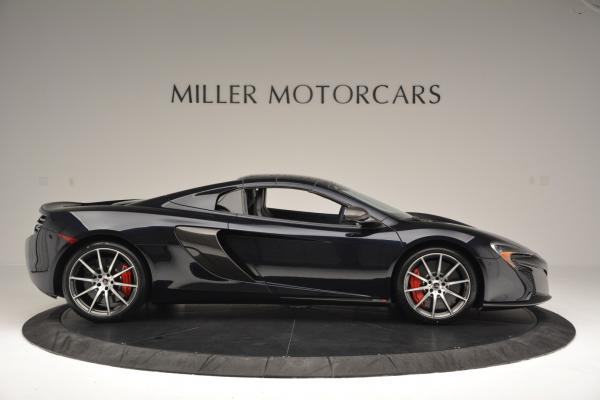 New 2016 McLaren 650S Spider for sale Sold at Alfa Romeo of Greenwich in Greenwich CT 06830 20