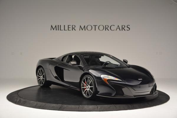 New 2016 McLaren 650S Spider for sale Sold at Alfa Romeo of Greenwich in Greenwich CT 06830 21
