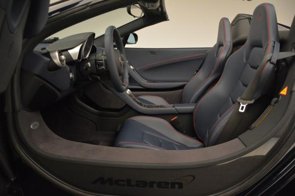 New 2016 McLaren 650S Spider for sale Sold at Alfa Romeo of Greenwich in Greenwich CT 06830 23