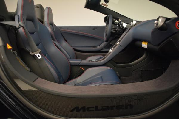 New 2016 McLaren 650S Spider for sale Sold at Alfa Romeo of Greenwich in Greenwich CT 06830 27