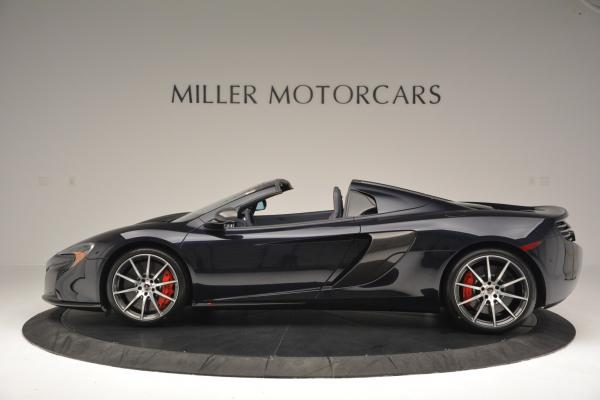 New 2016 McLaren 650S Spider for sale Sold at Alfa Romeo of Greenwich in Greenwich CT 06830 3