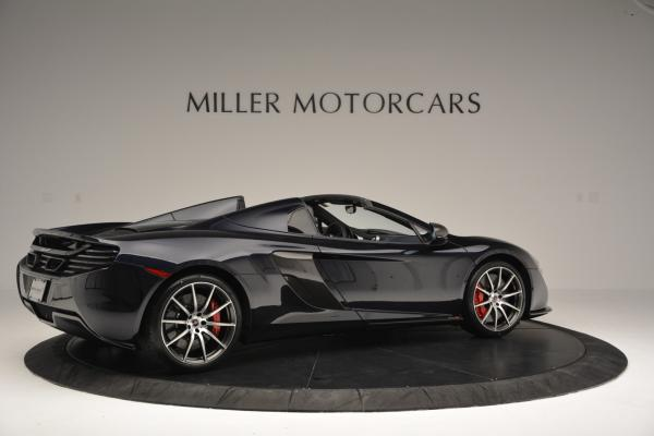 New 2016 McLaren 650S Spider for sale Sold at Alfa Romeo of Greenwich in Greenwich CT 06830 8