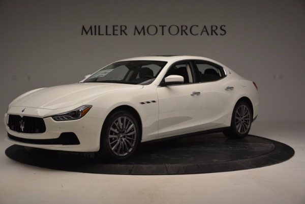 Used 2017 Maserati Ghibli S Q4 Ex-Loaner for sale Sold at Alfa Romeo of Greenwich in Greenwich CT 06830 2