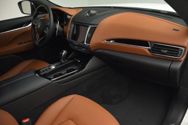 New 2017 Maserati Levante for sale Sold at Alfa Romeo of Greenwich in Greenwich CT 06830 14