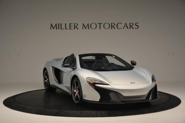 New 2016 McLaren 650S Spider for sale Sold at Alfa Romeo of Greenwich in Greenwich CT 06830 11
