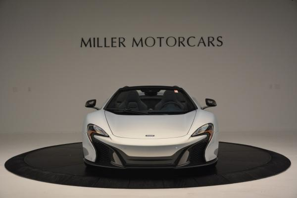 New 2016 McLaren 650S Spider for sale Sold at Alfa Romeo of Greenwich in Greenwich CT 06830 12