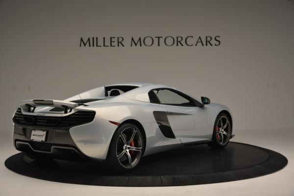 New 2016 McLaren 650S Spider for sale Sold at Alfa Romeo of Greenwich in Greenwich CT 06830 17