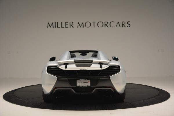 New 2016 McLaren 650S Spider for sale Sold at Alfa Romeo of Greenwich in Greenwich CT 06830 6