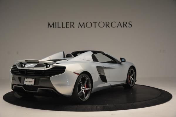 New 2016 McLaren 650S Spider for sale Sold at Alfa Romeo of Greenwich in Greenwich CT 06830 7